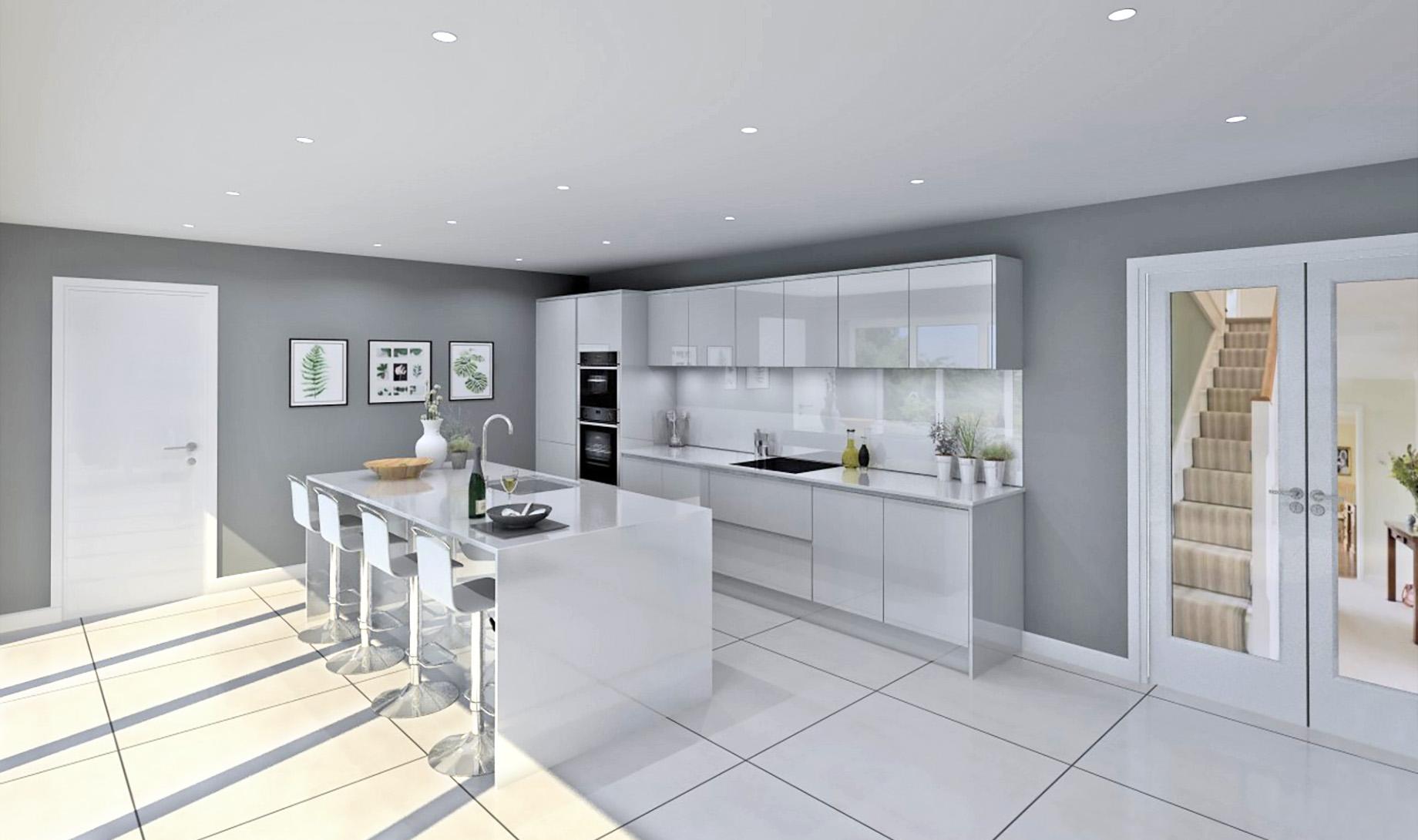 The Middleton Kitchen/Dining