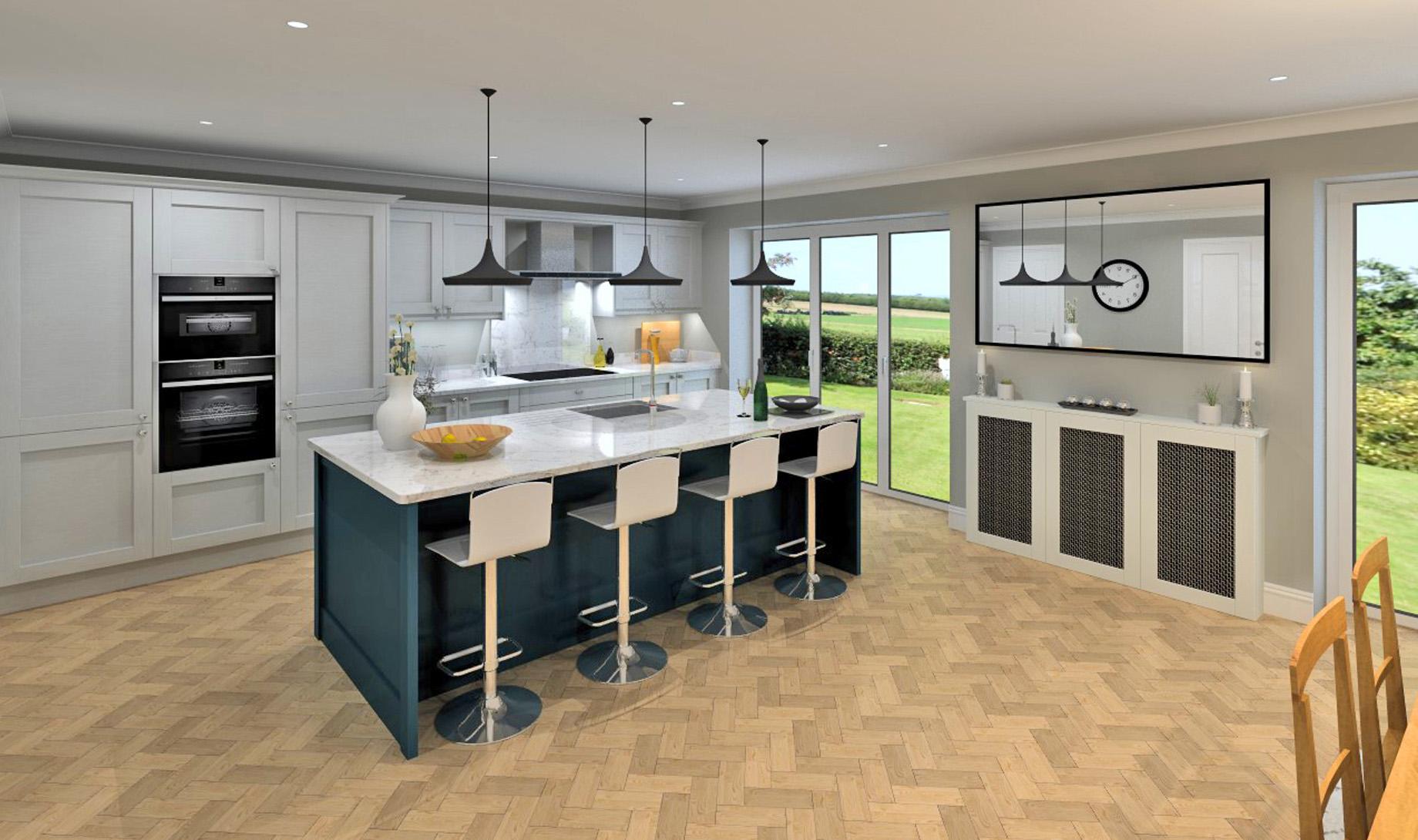 Epping House Kitchen/Dining